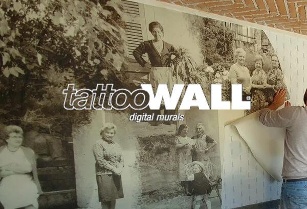 tattoo wall